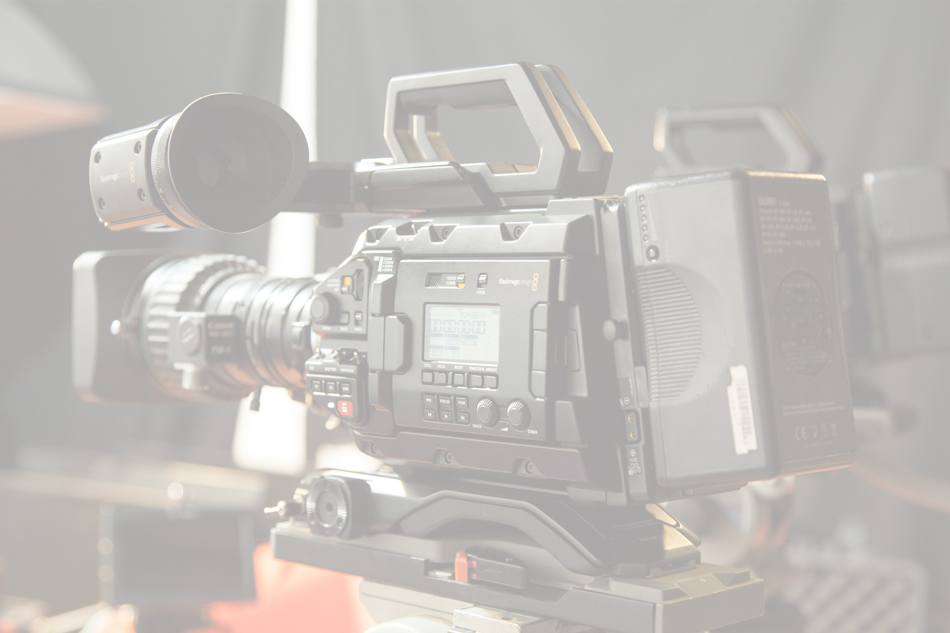 Video production editing and film directing